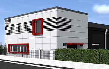 New premises for Protec S.R.L.